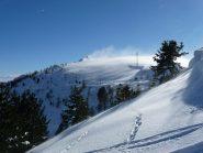 A pochi passi dalla Cresta che divide la Val Varaita dalla Val Maira