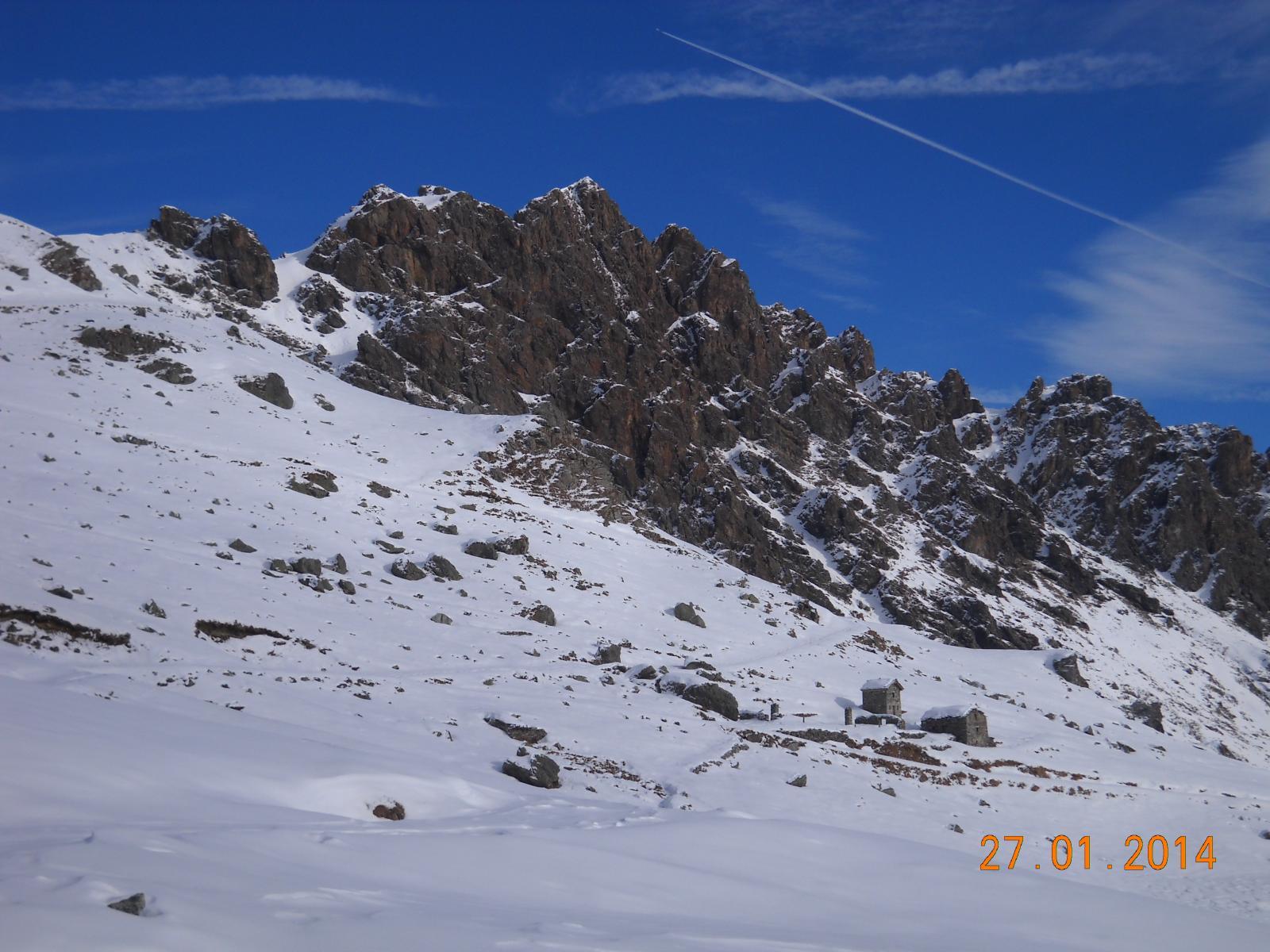 Rocca Moross e L'alpe Grosso