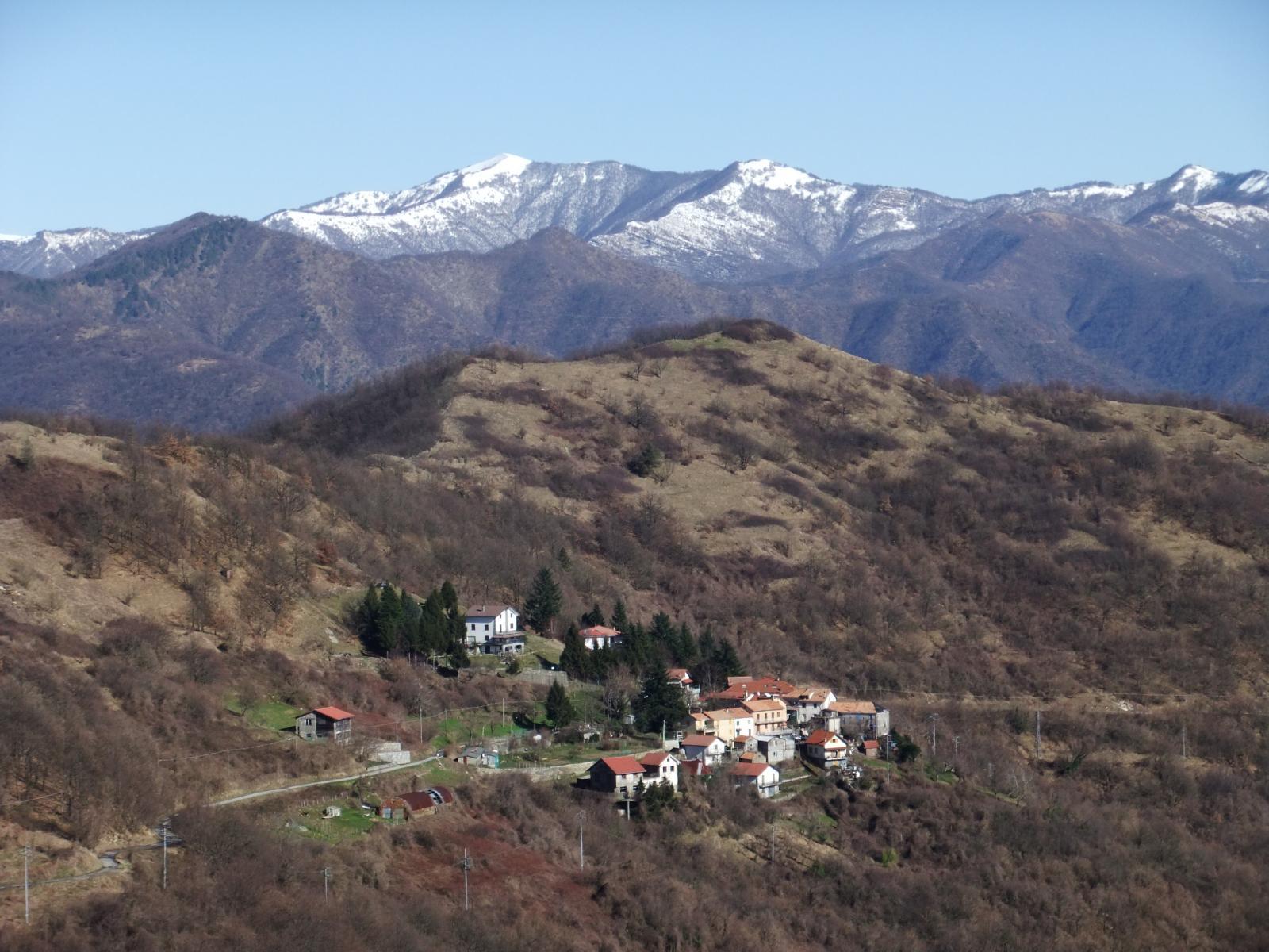 Cravasco da Monte La Sella