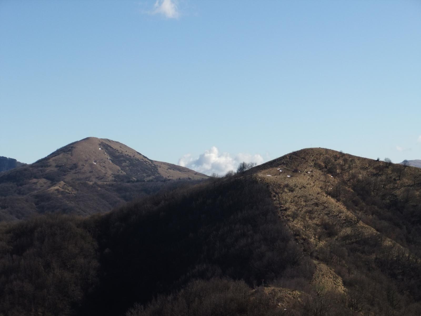 Alpesisa e Carrossino dal Monte La Sella