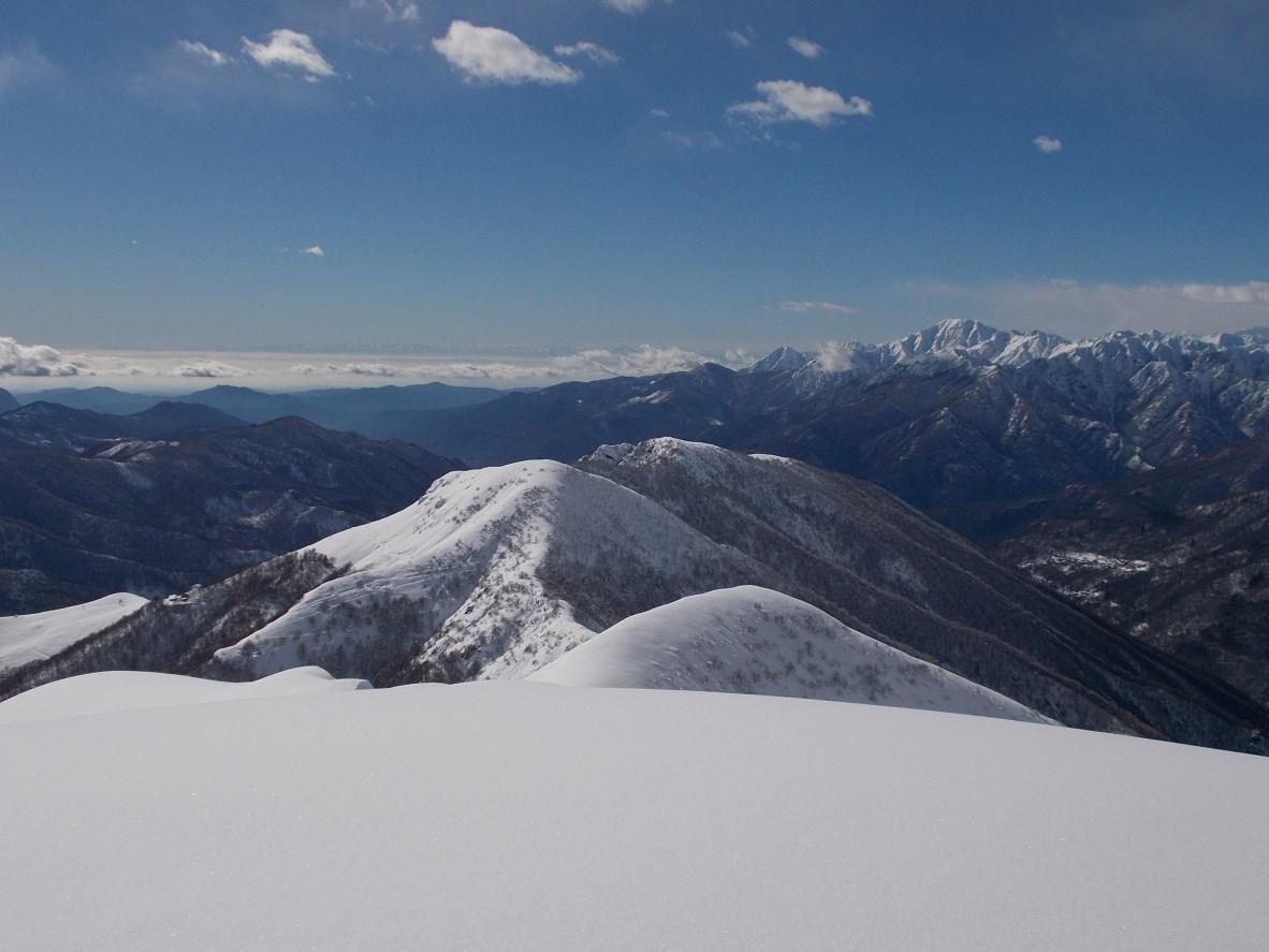 Monte Ostano e Cammossaro