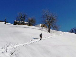 bel sole e bella neve