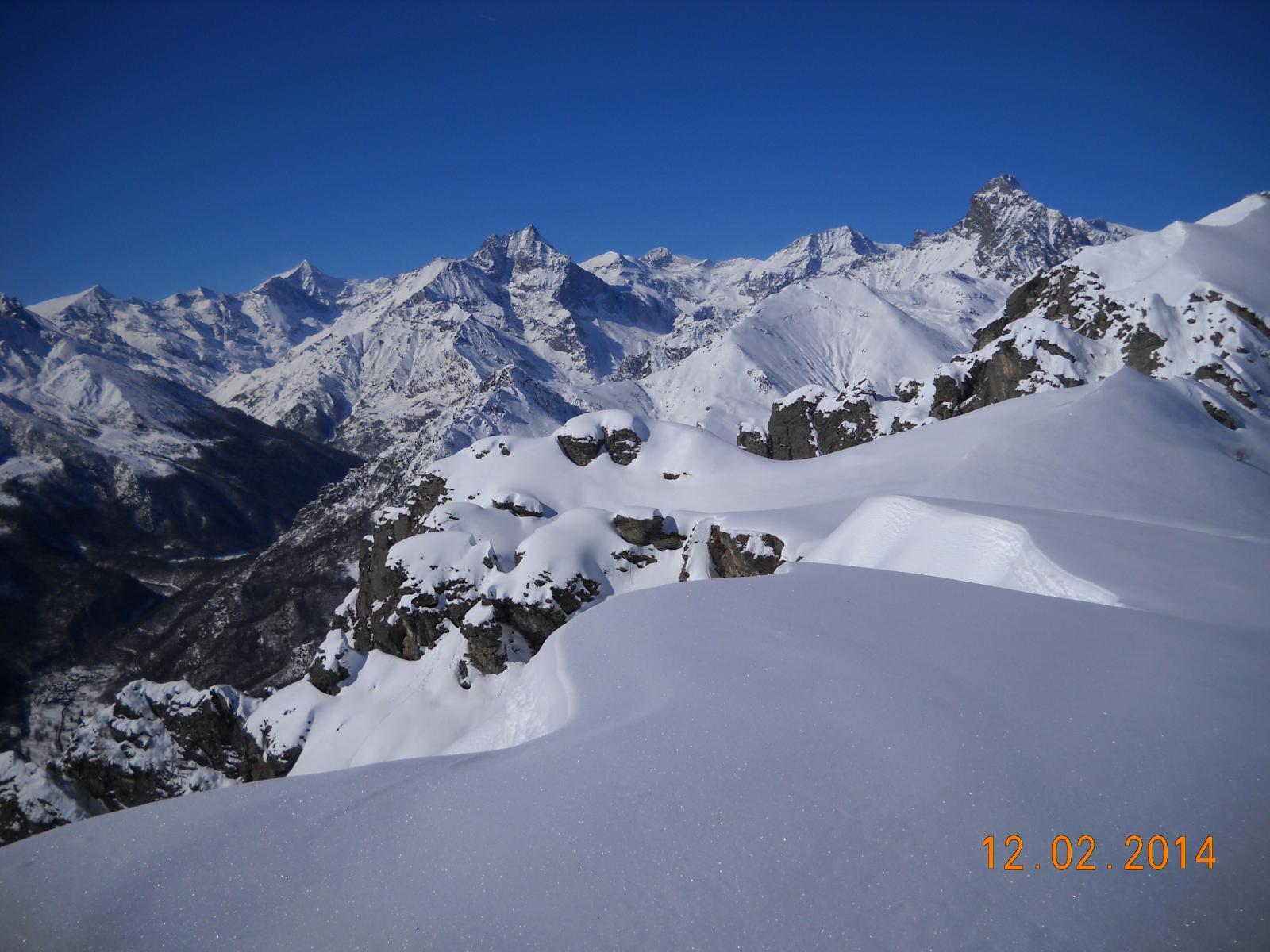 panorama,Rocciamelone,M.Lera,Torre D'ovarda