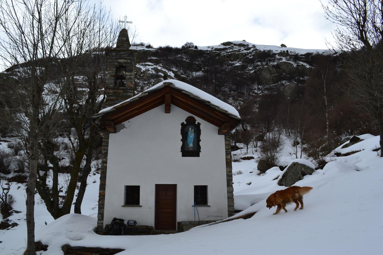 Cappella di Verale (1228 m)