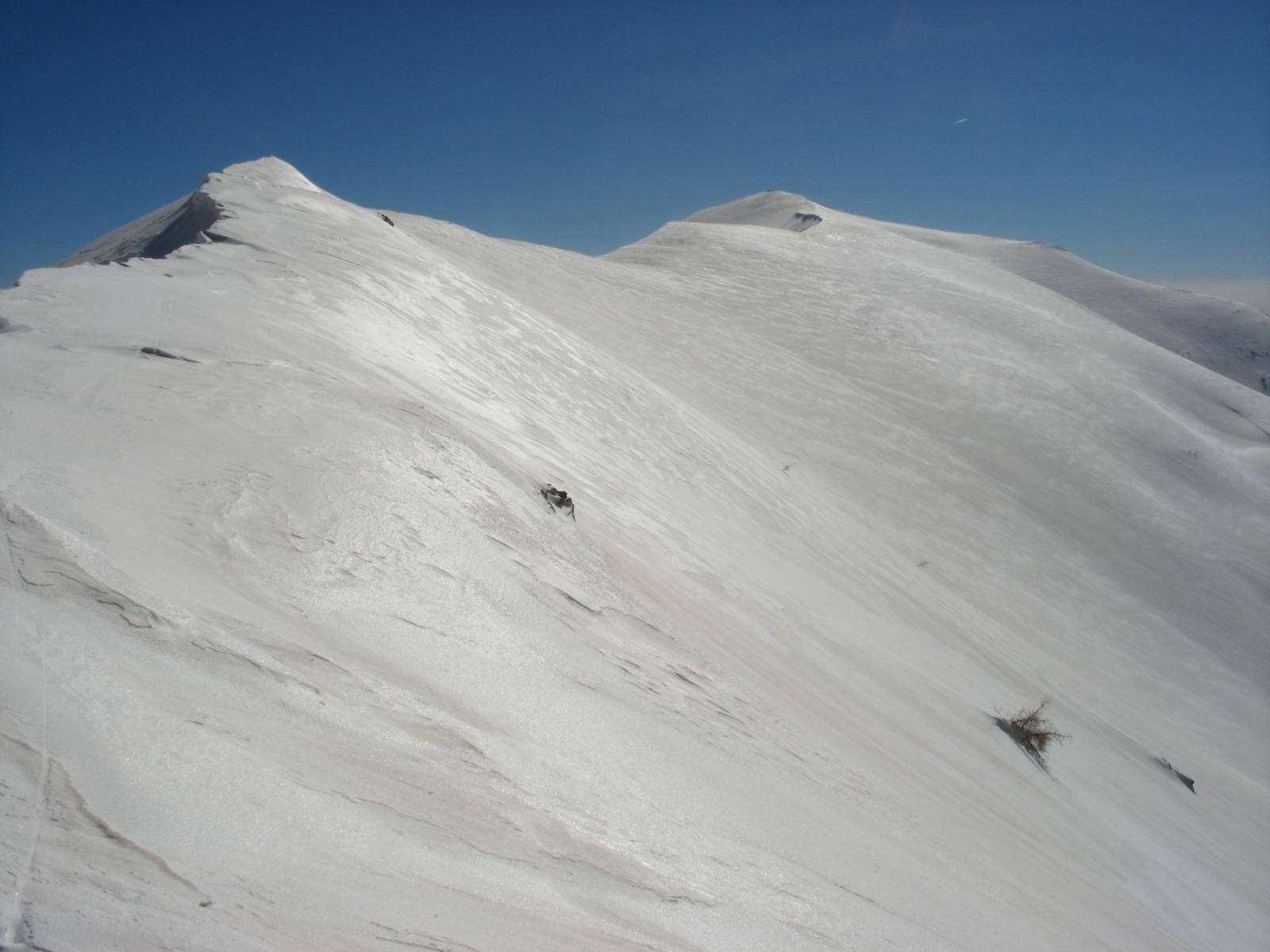 Cima di Velega e Monte Bertrand