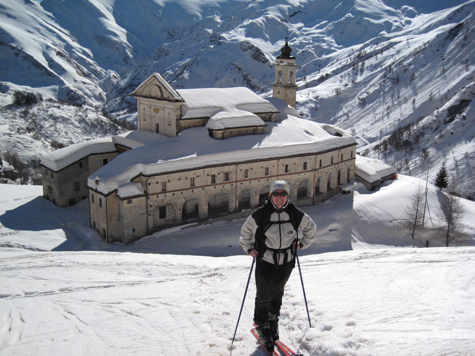 Crosetta (Monte) da Santuario di San Magno 2014-02-22