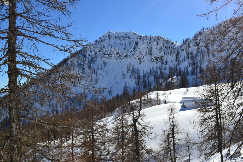 Alpe Aggia sommersa dalla neve
