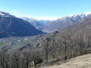 Imbocco Valle d'Aosta