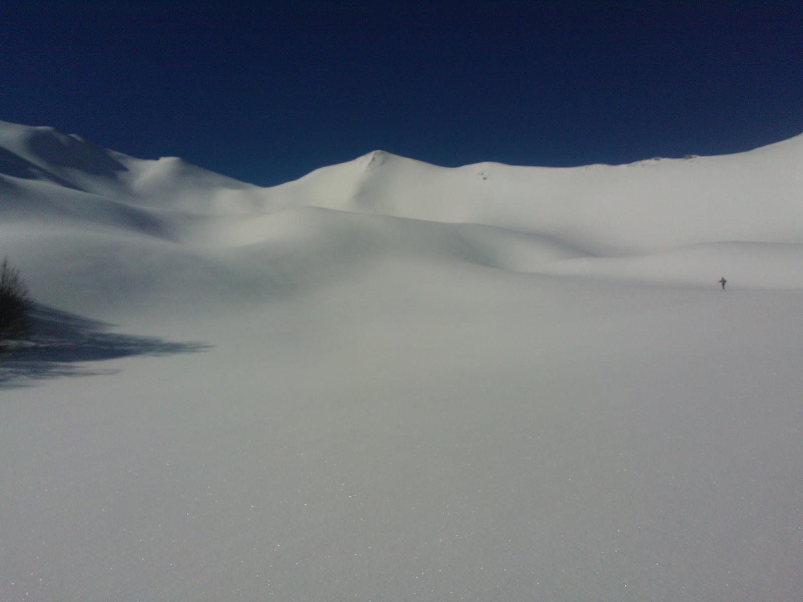 Cavalbianco (Monte) dall'anfiteatro N 2014-02-23