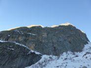 ....Rocca Provenzale accarezzata dal sole
