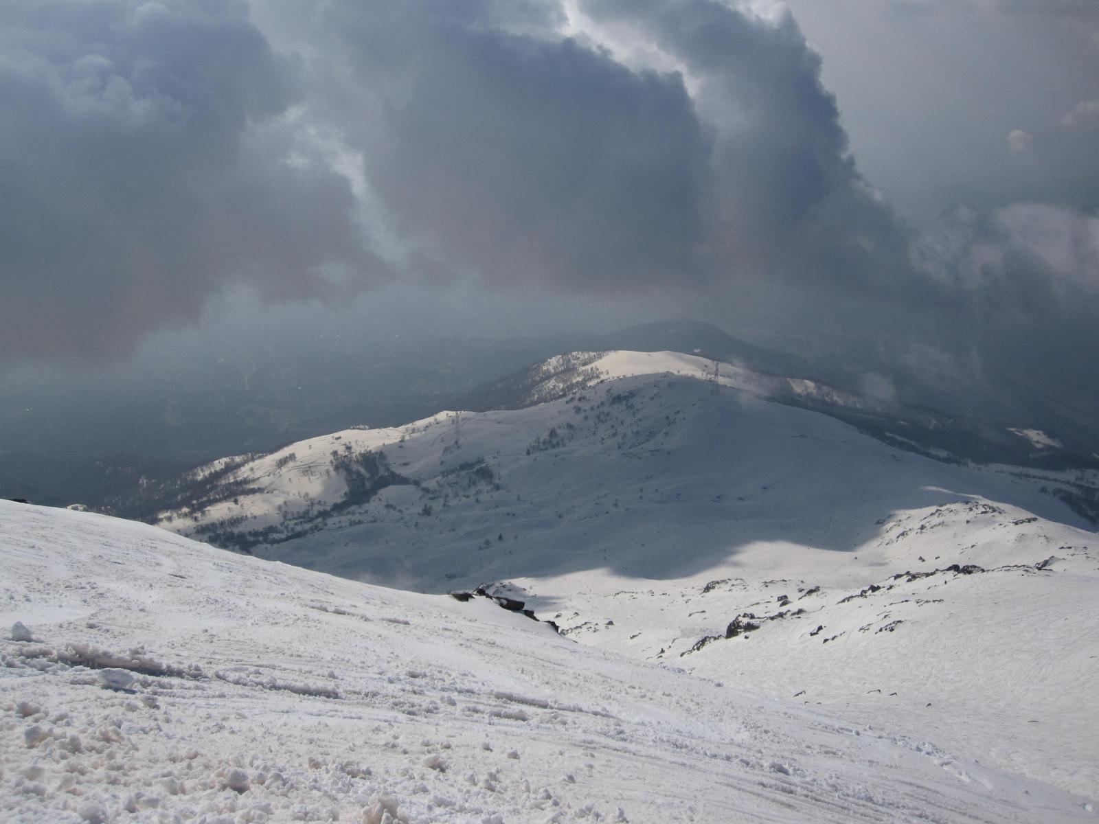 parziale copertura nuvolosa