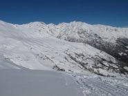 Uno sguardo alle incantevoli cime della Valchiusella