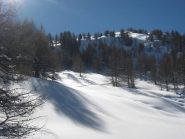 spettacolo di giornata e di neve!