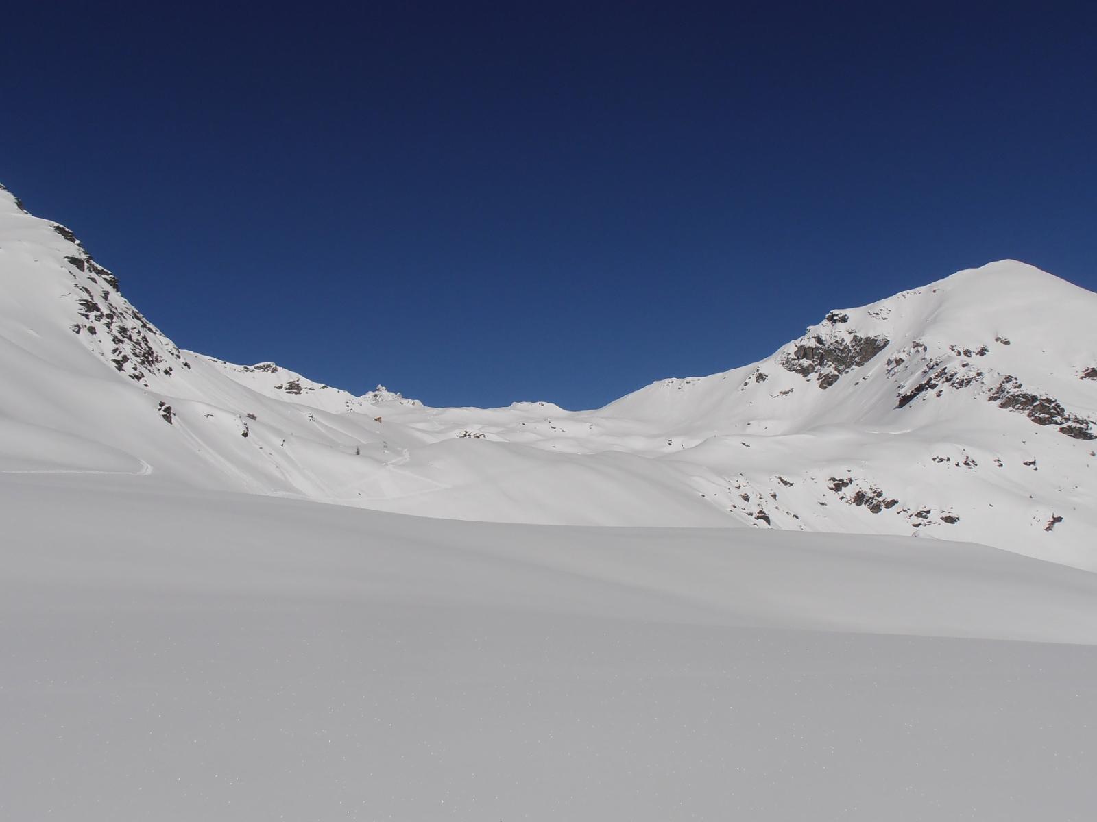 Salvè (Col du) da Lignan 2014-03-02