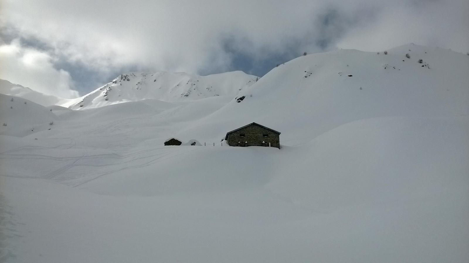 Gli alpeggi Flassin Sup.