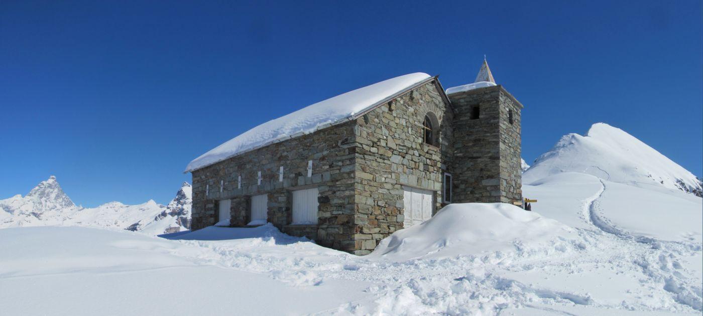 Il Santuario di Clavalitè