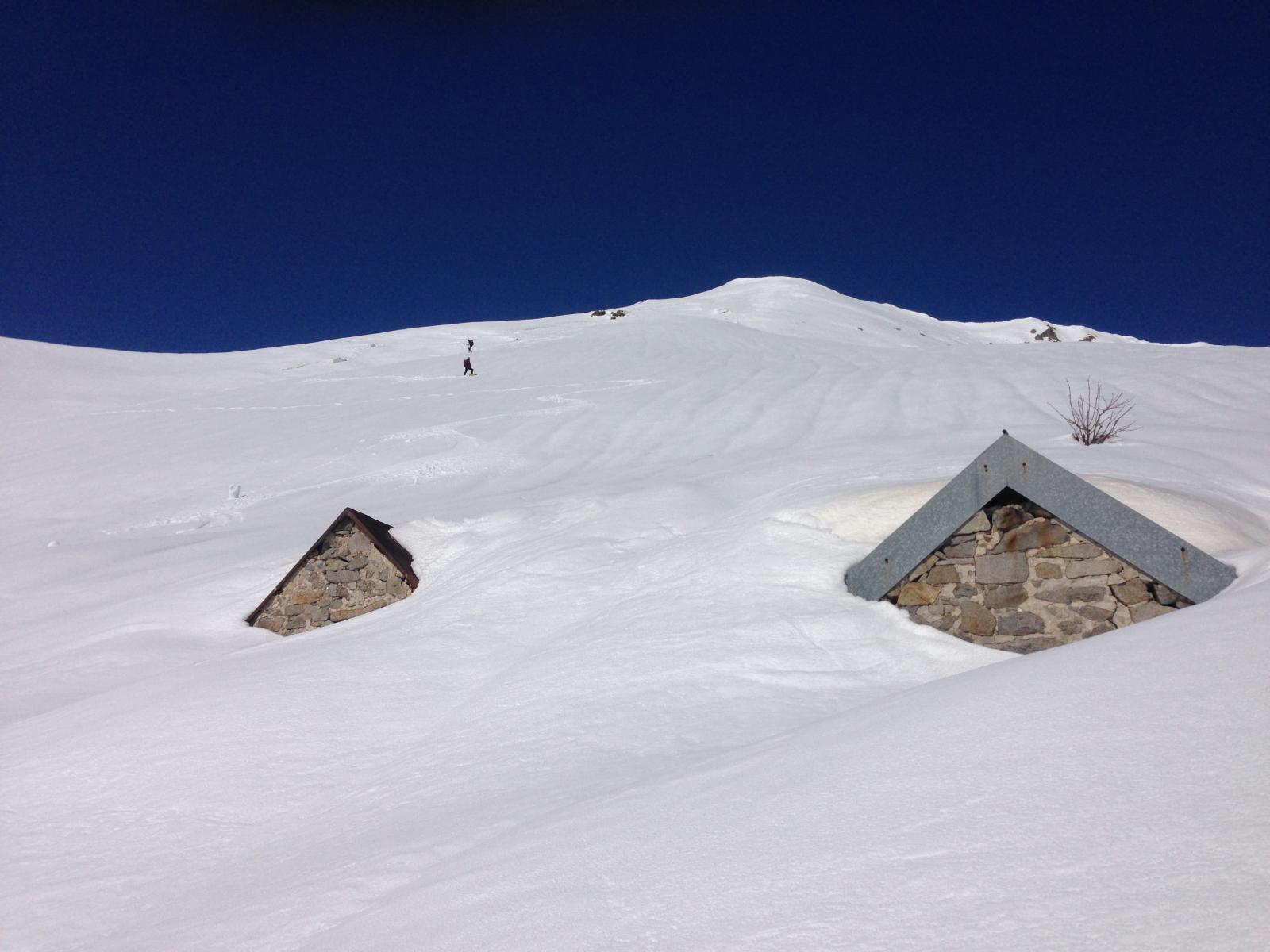 alpeggio sopra Artignaga