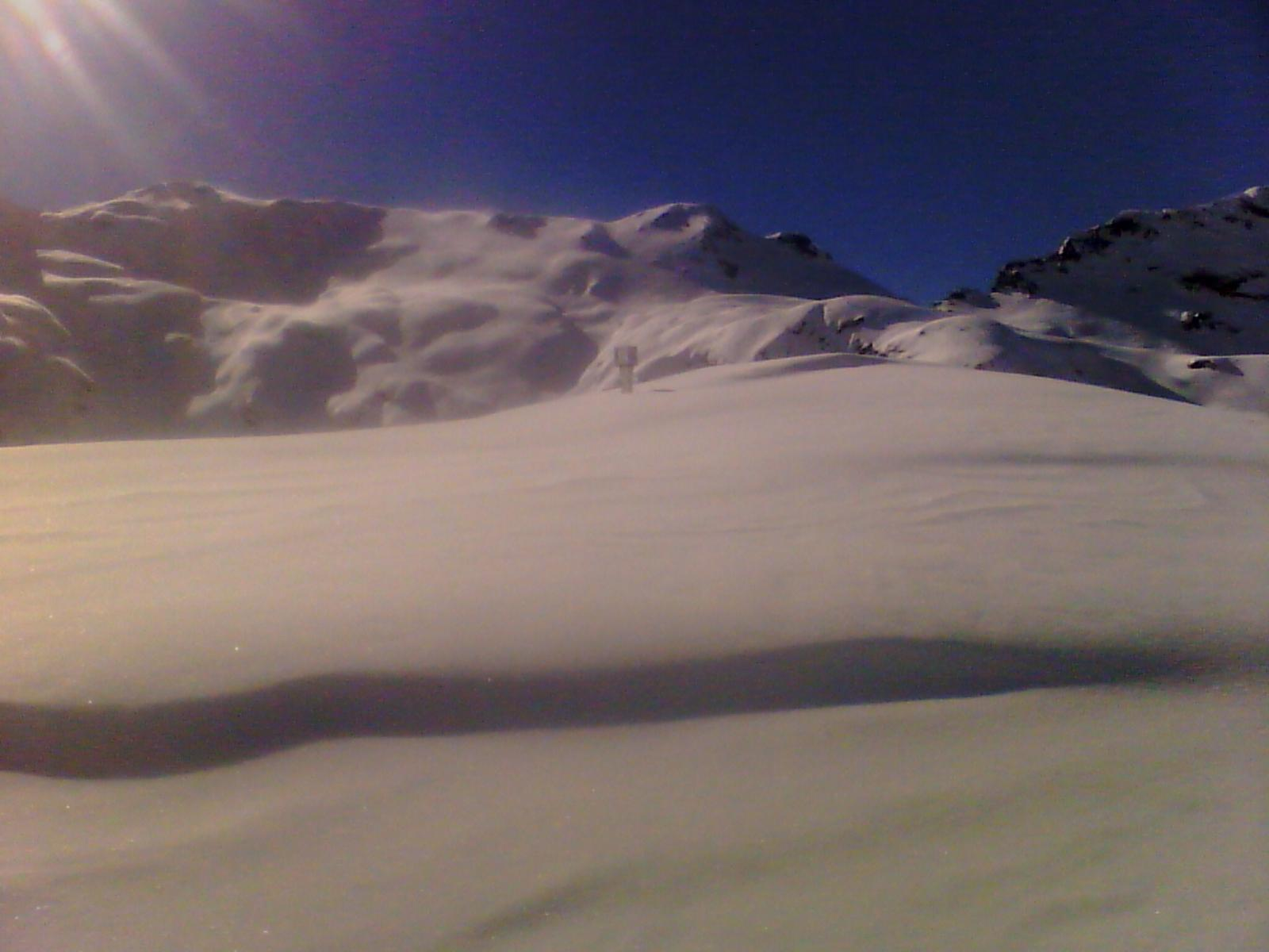metri di neve