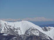 Alpe di Rittana, Cervino e Massiccio del Rosa