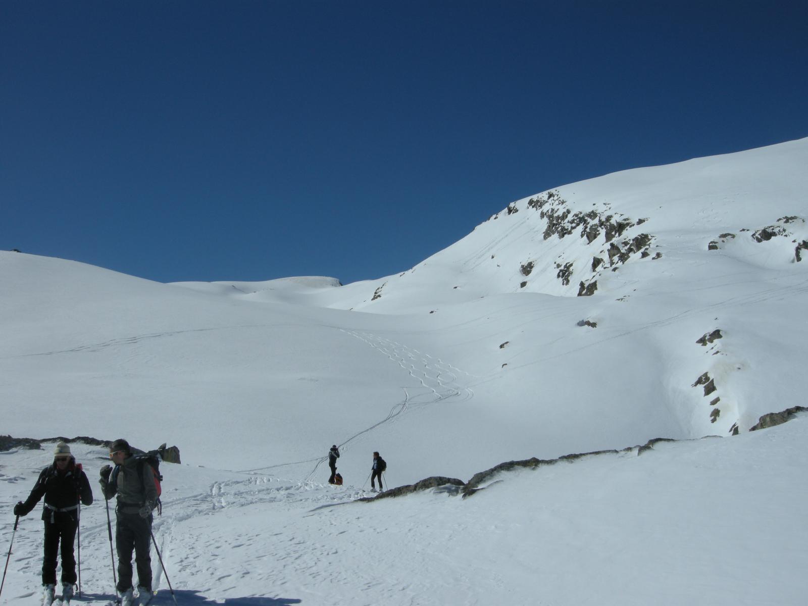 Sainte Marie (Mont) da Casterino 2014-03-08