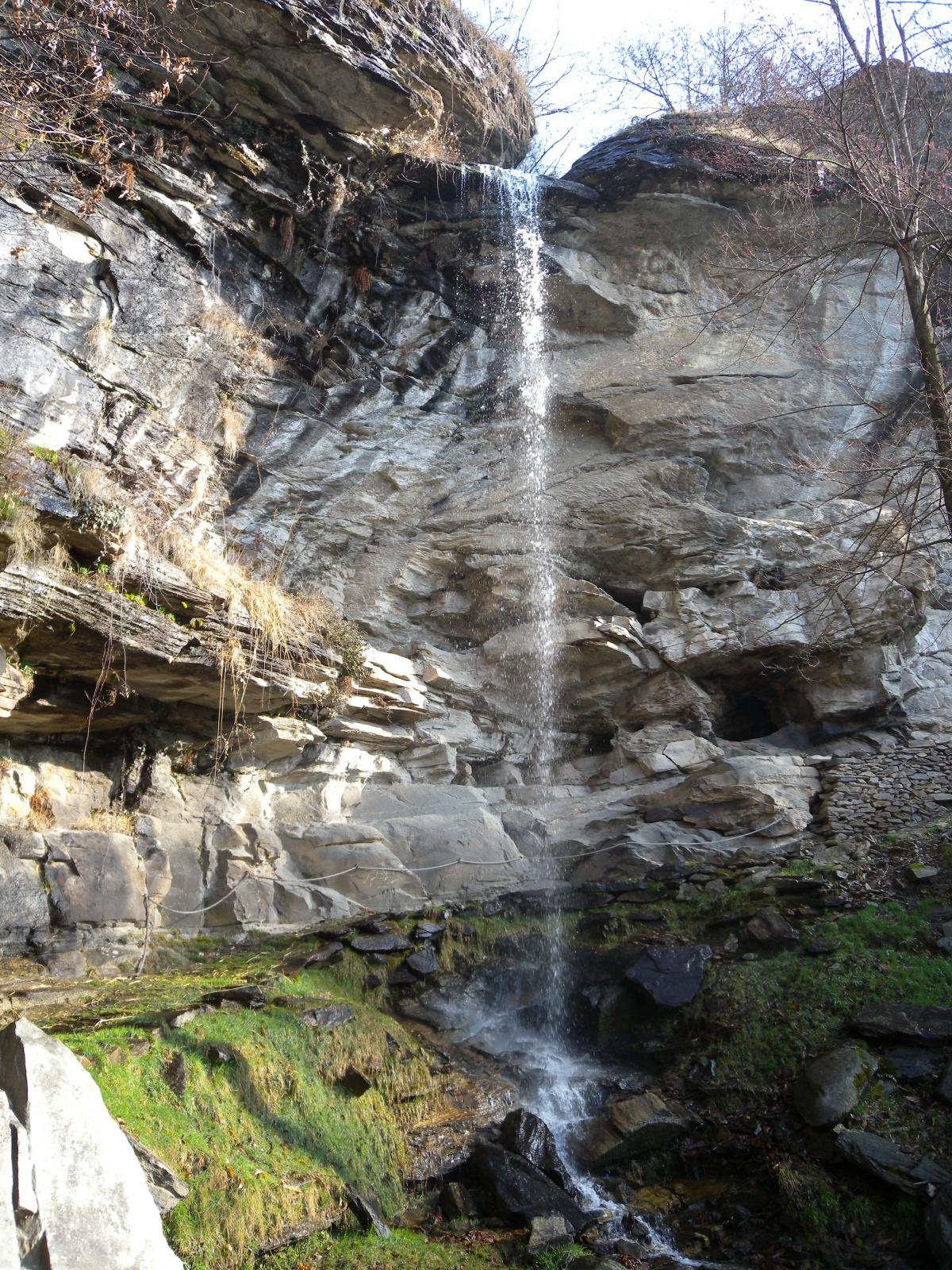 Cascata di Balma Boves