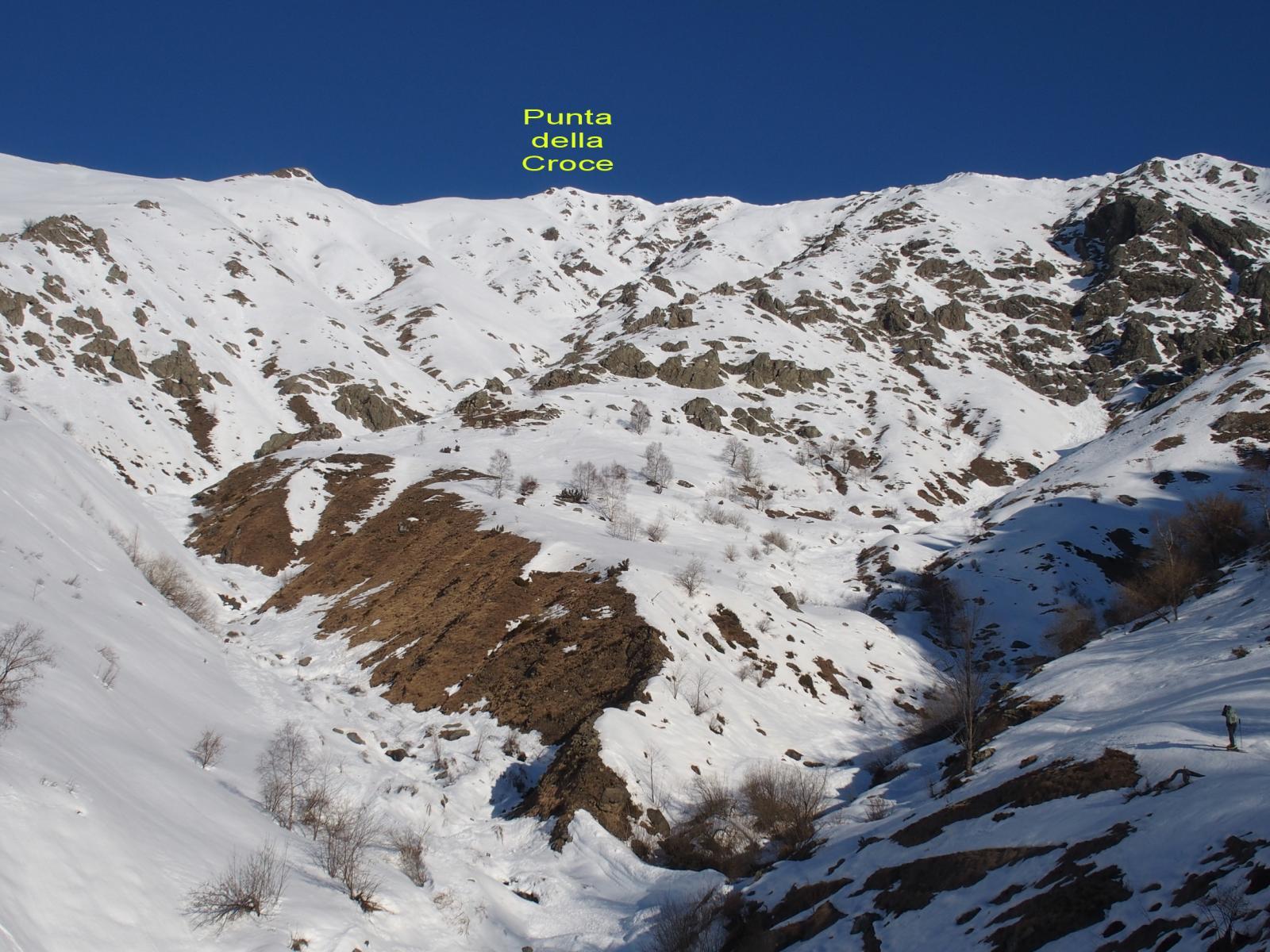 Civrari (Monte, Punta della Croce) Versante E-SE 2014-03-09