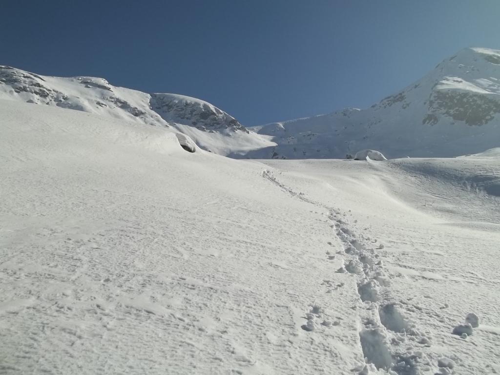 Vergia (Punta) o Monte Gountin da da Prà del Torno 2014-03-09