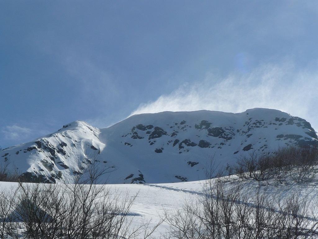 Aiona (Monte) Parete NE - Canali vari 2014-03-11