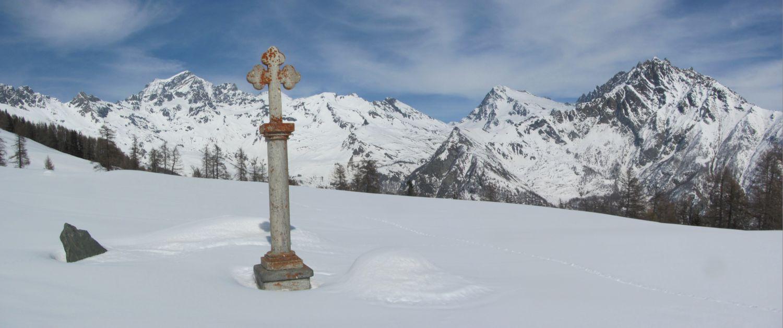 Croce di Notre Dame de la Neige al Plan Débat