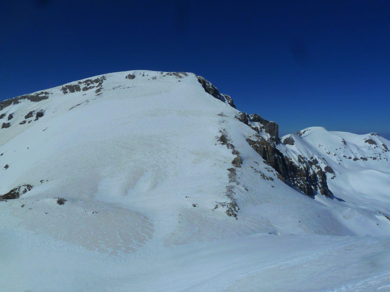 Mongioie (Monte) da Viozene, anello per il Monte Rotondo e il Bric di Conoia 2014-03-12