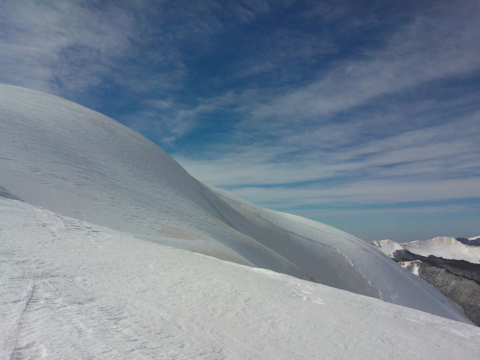Cusna (Monte) da Monteorsaro 2014-03-16