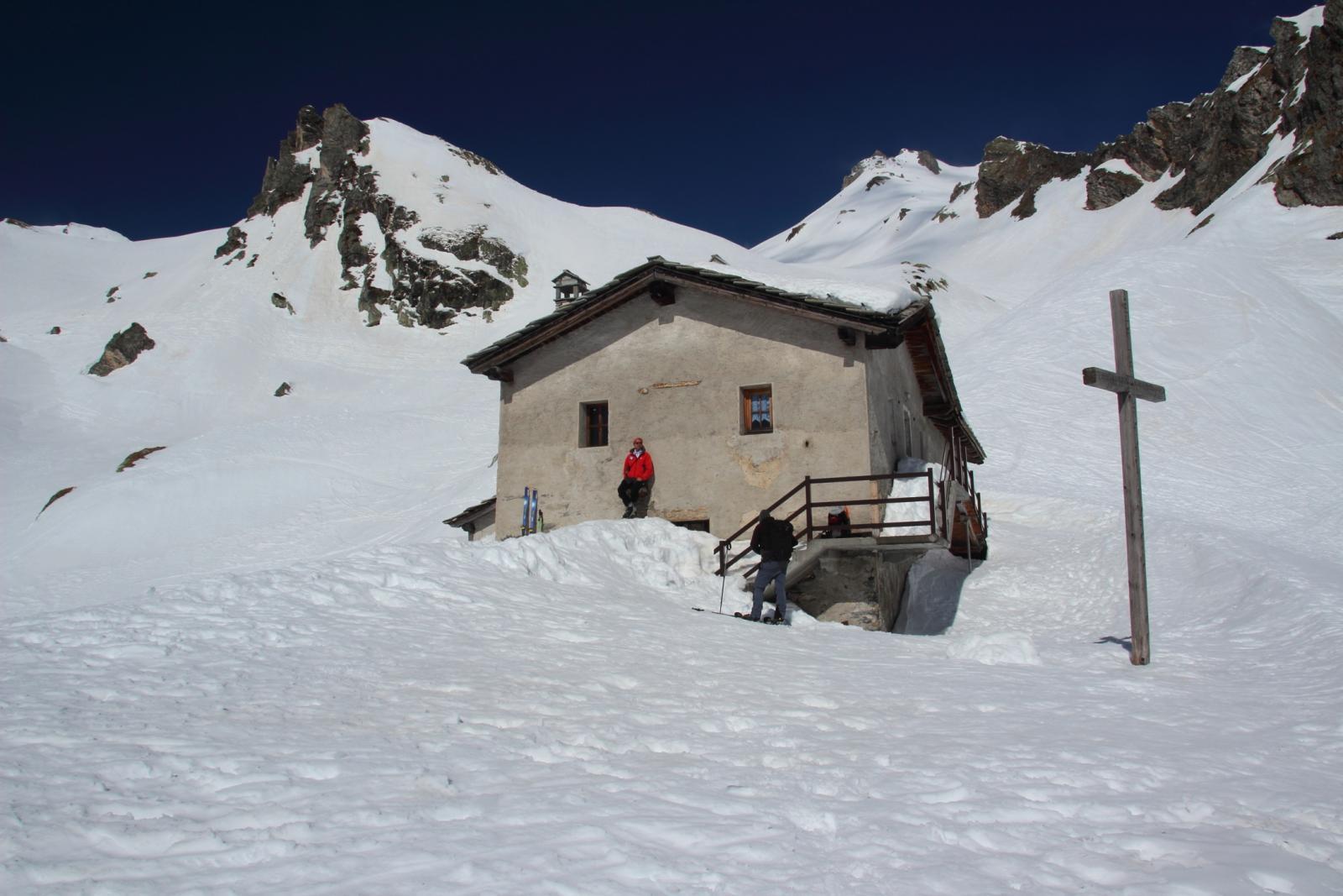 alpeggio Montagna Baus