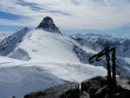 dalla vetta Pic de Rochebrune
