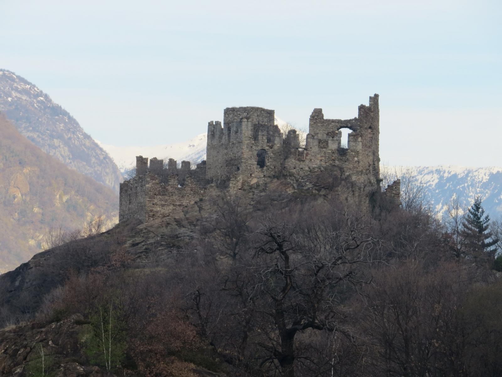 Zoom sul Castelletto