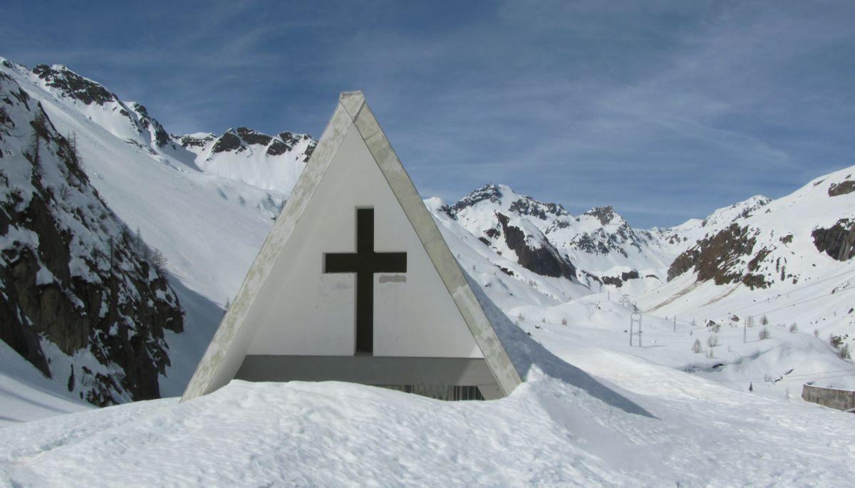 La cappella sopra il Rifugio