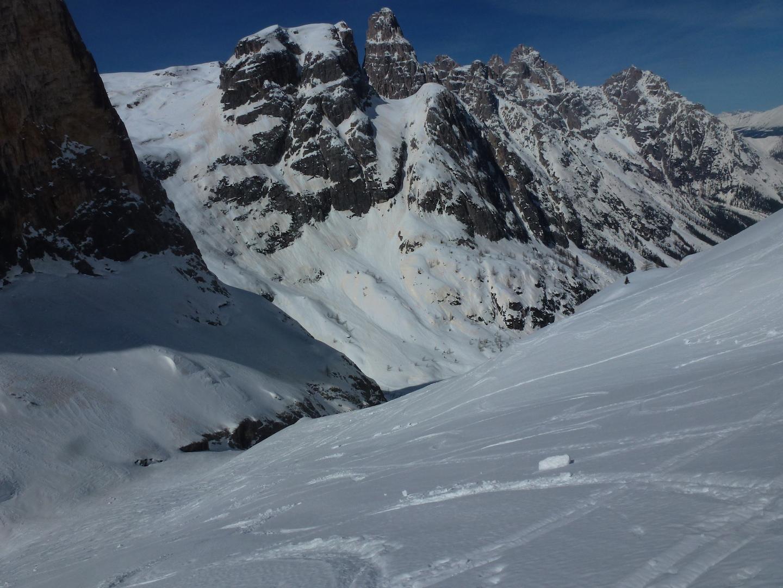 Popera (Monte) dalla Val Fiscalina 2014-03-18