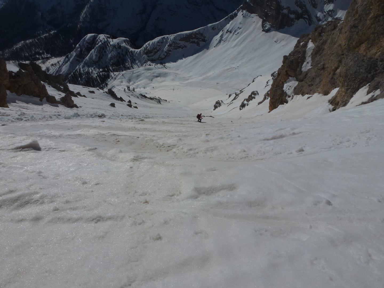 Pin (Forcella del) da Passo Cime Bianche 2014-03-20
