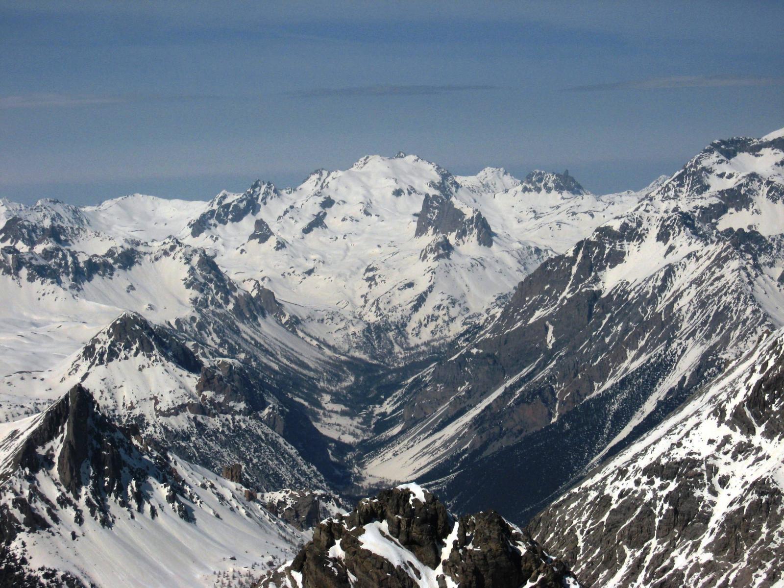 Valle Stretta e Tabor