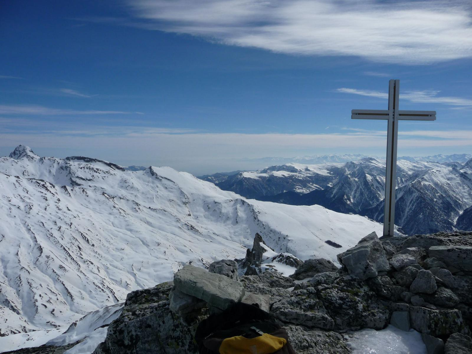 Cervèt (Monte) da Chiappera 2014-03-23