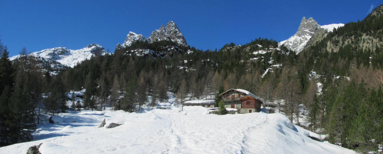 Alpe Servaz desot