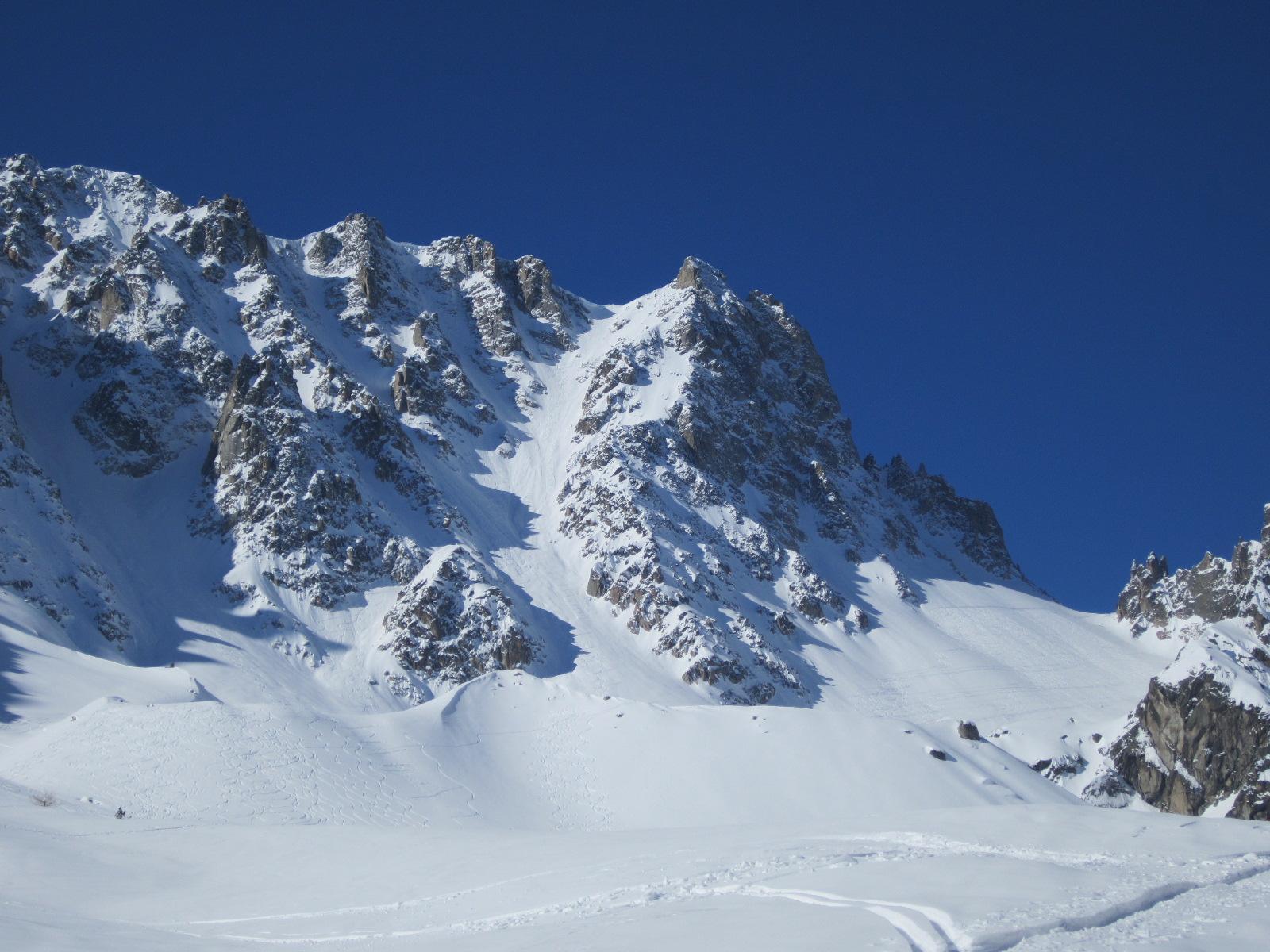 Orny (Pointe d') couloir N del glacier d'Arpette 2014-03-28