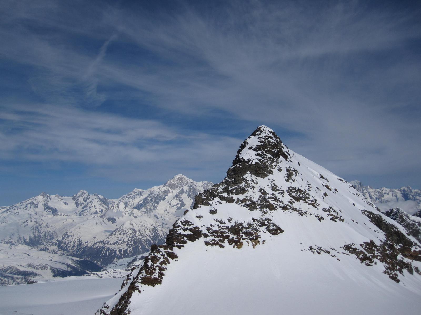 Doravidi e monte Bianco