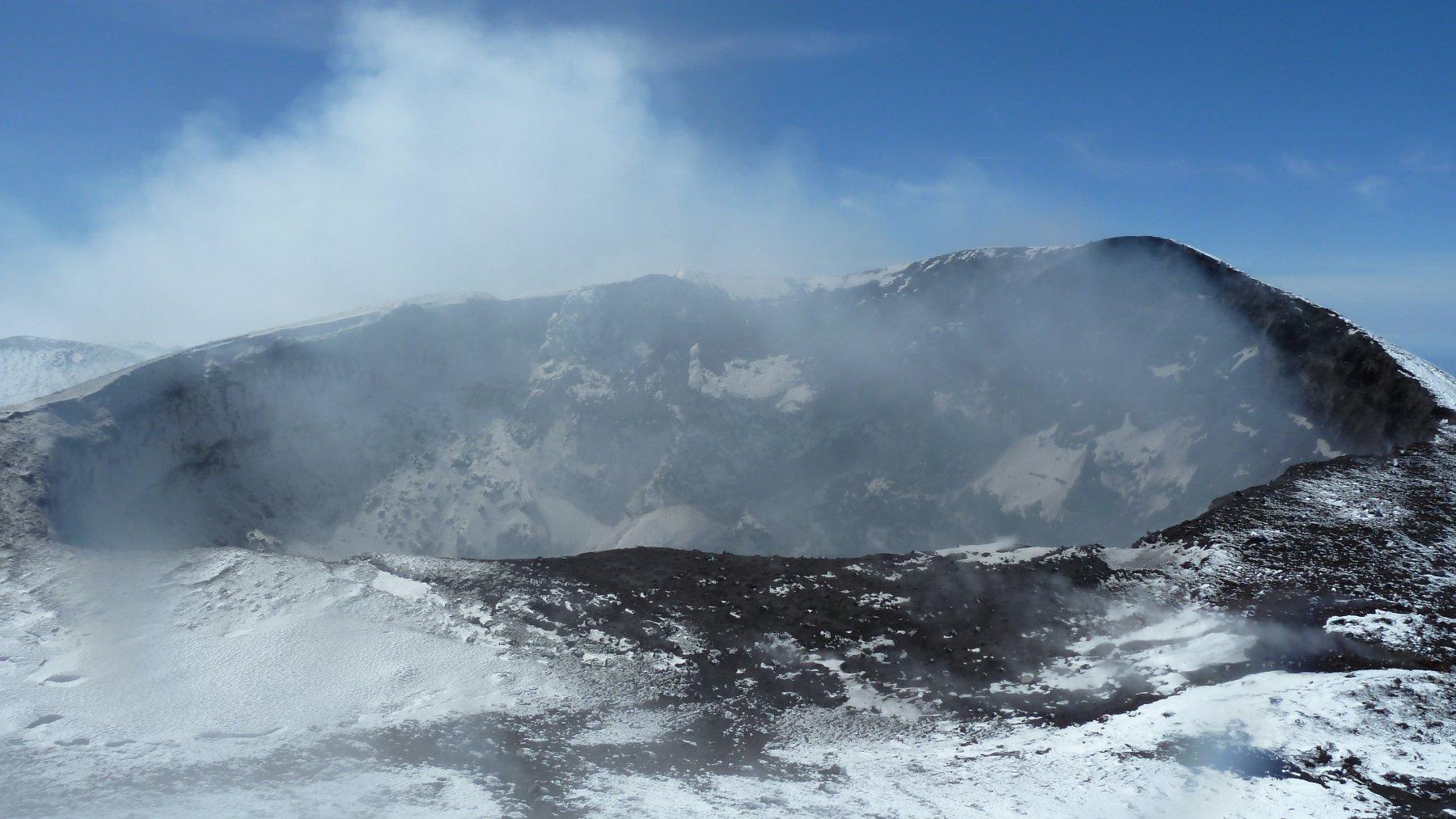 Cratere di NE