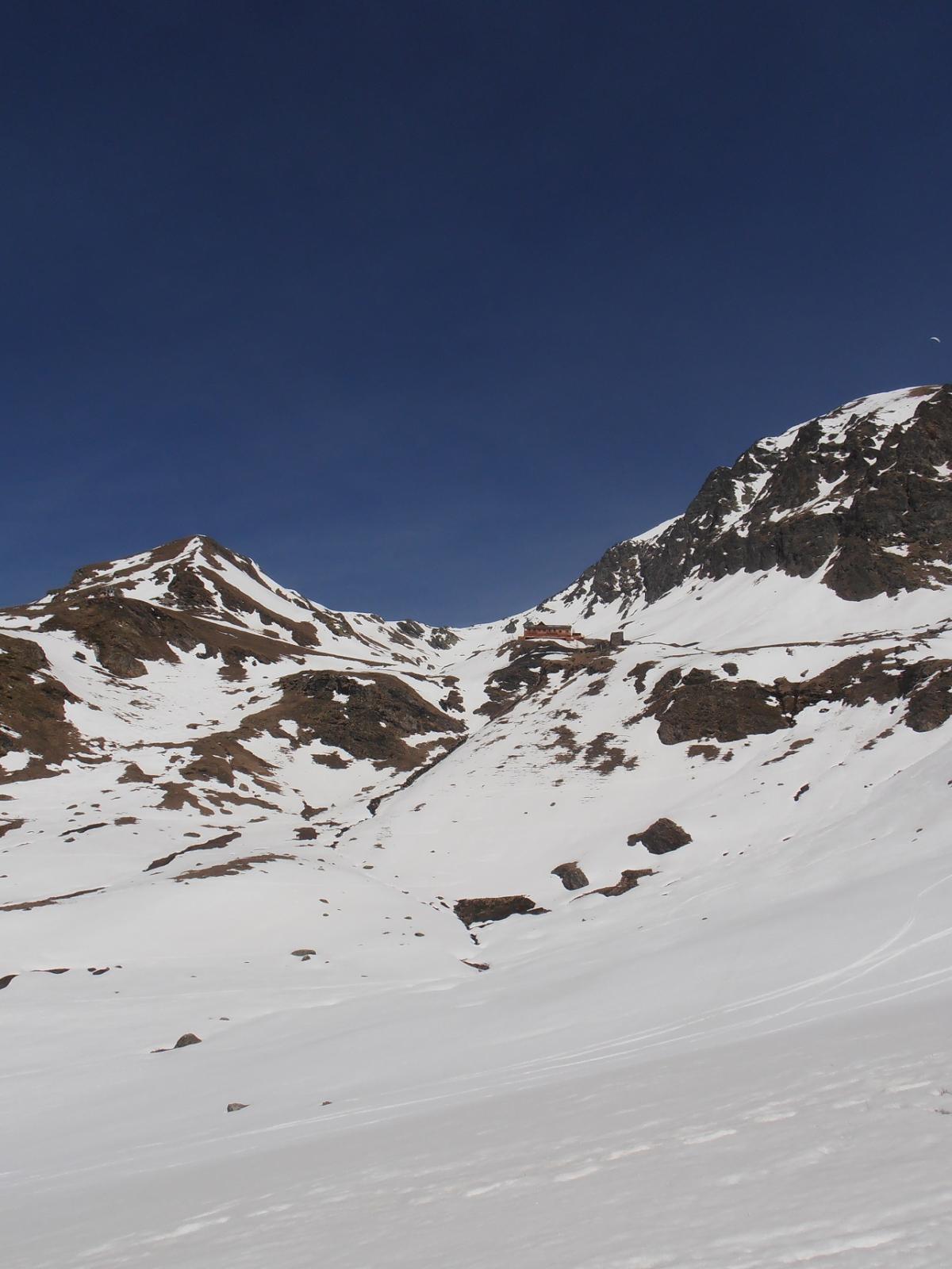 Charbonniére (Combe) da l'Alpe d'Huez 2014-04-01