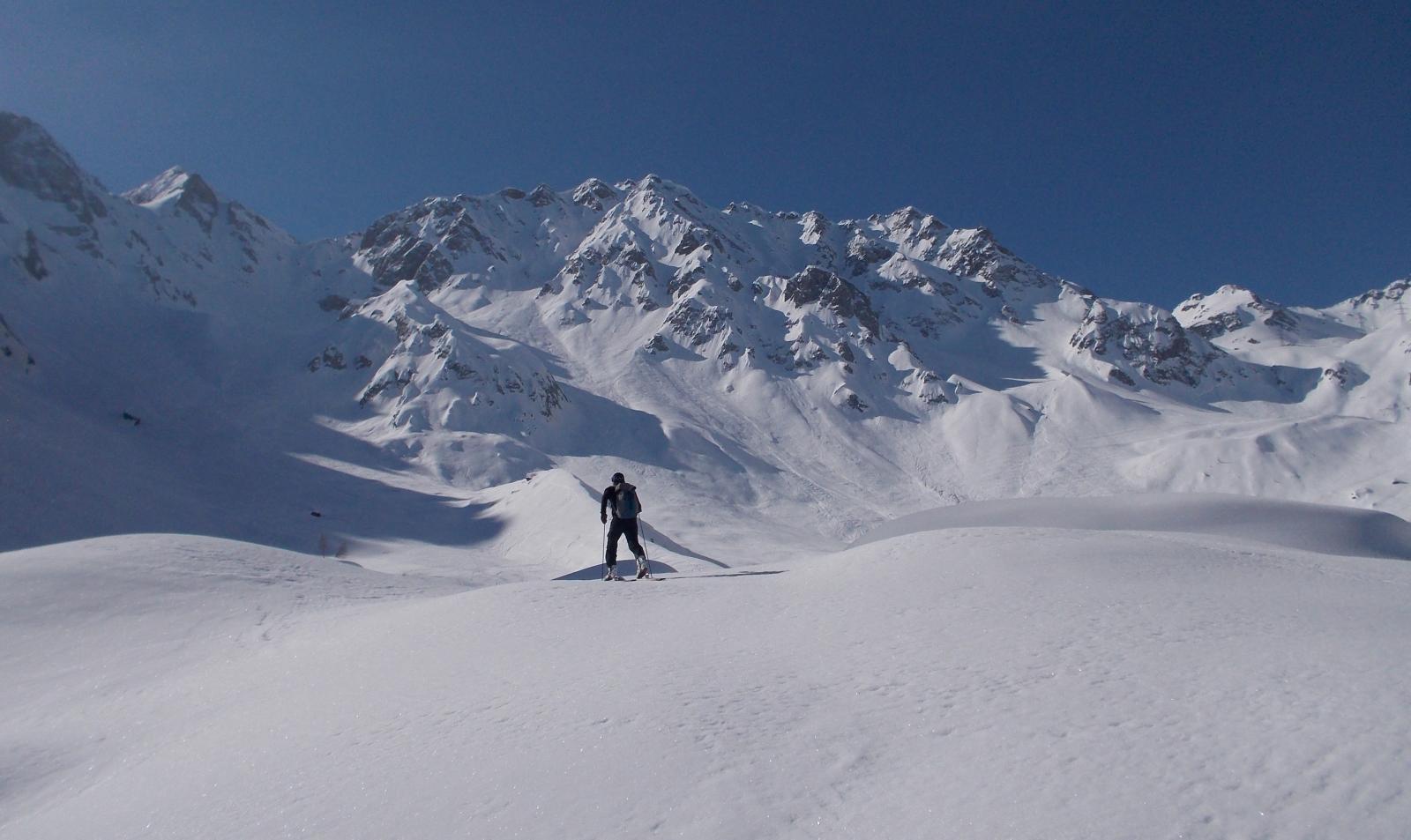 Verso il Monte Torena