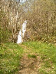 La cascata del Pissun