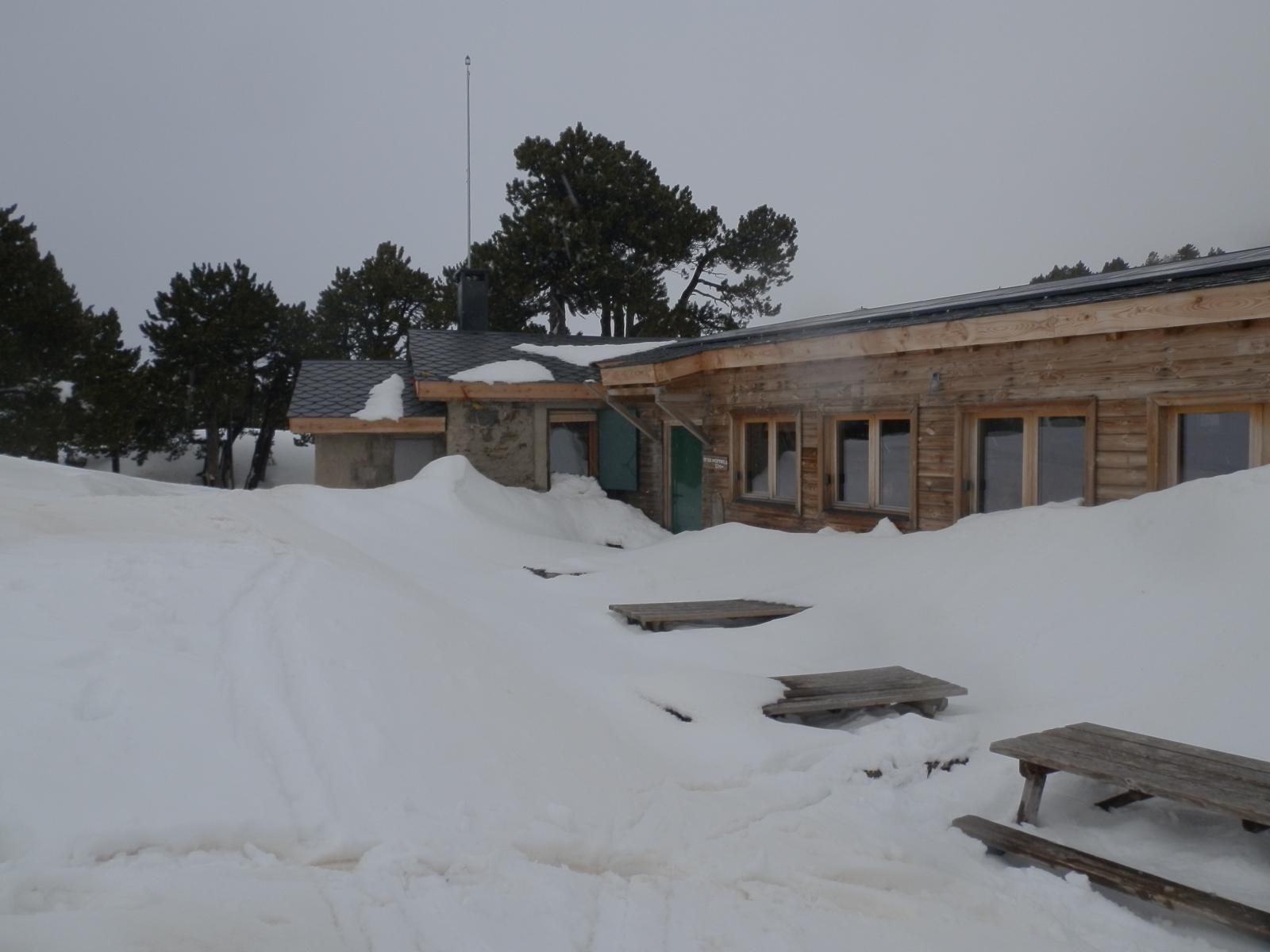 rifugio de Camporell
