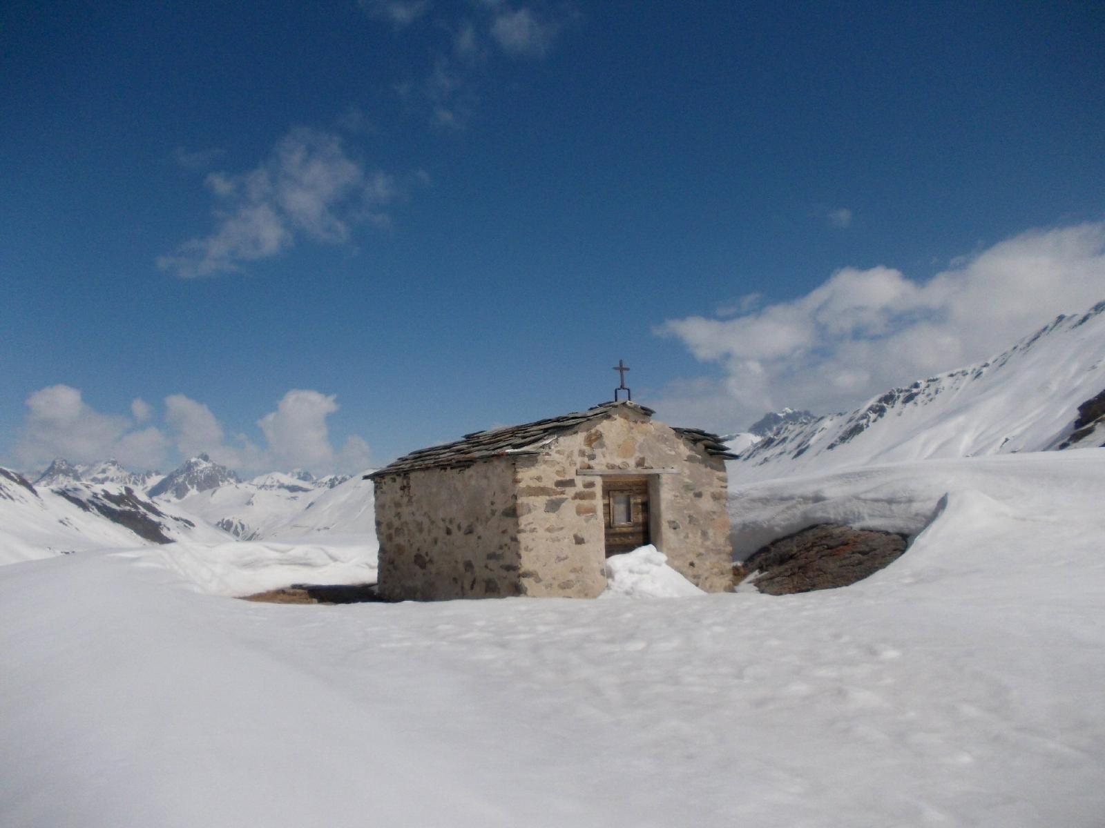 Chapelle du Lauzanier