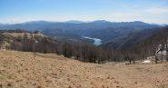 Il lago del Brugneto