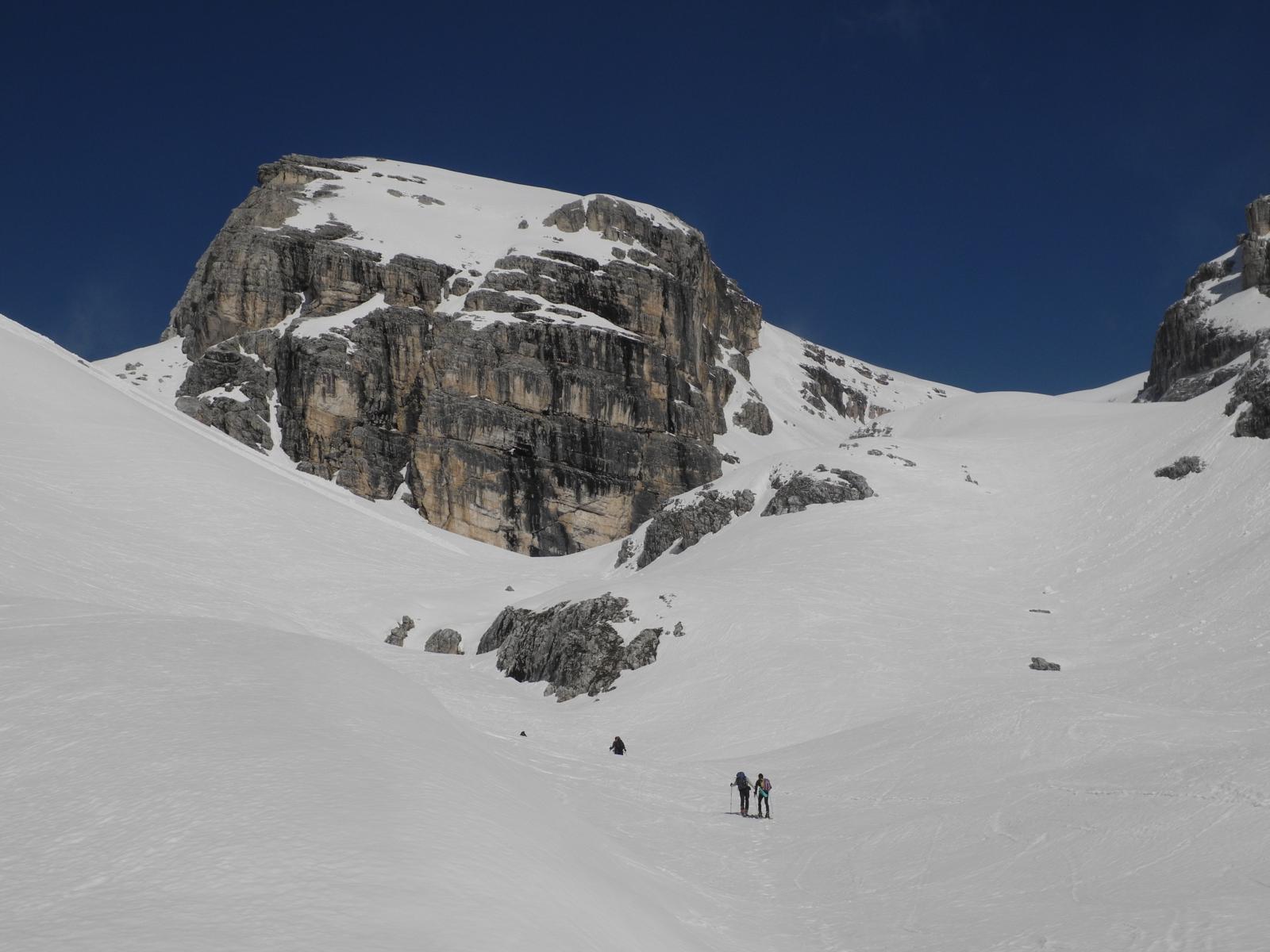 Piatta Alta (Cima) da Campo di Dentro 2014-04-09